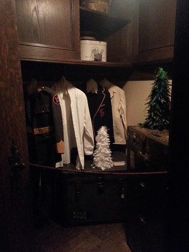 rustic closet photo