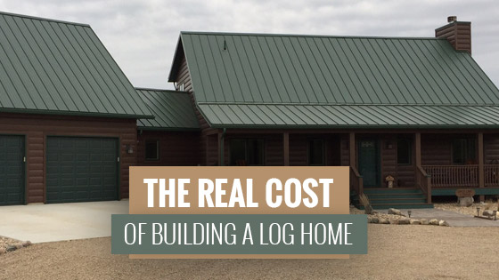 The Real Cost of Building a Log Home