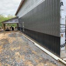 Weathered Gray Board & Batten Siding