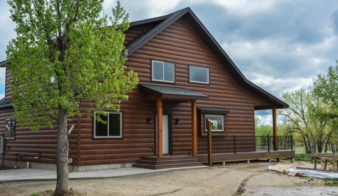 What Makes TruLog™ Steel Siding Green?