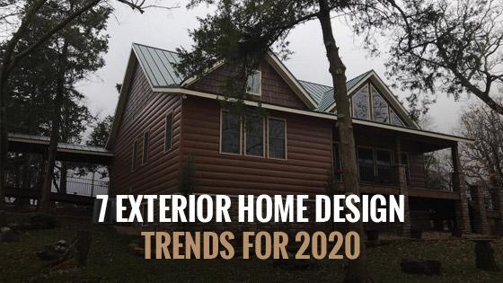 7 Exterior Home Design Trends for 2020