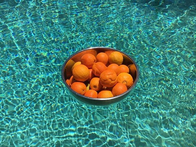 tank pool photo