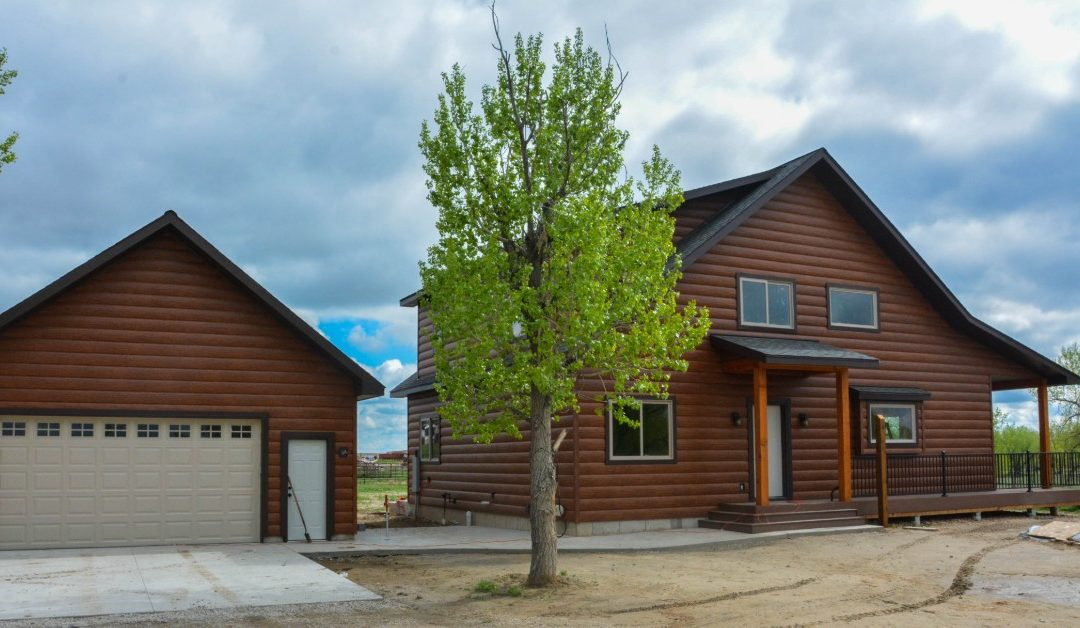 10 Reasons Why TruLog™ Steel Siding Is The Best Siding Option