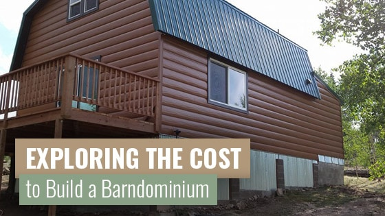 Exploring the Cost to Build a Barndominium